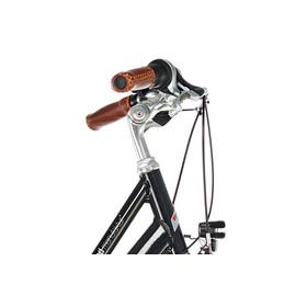 vsf fahrradmanufaktur S-80 Citycykel Wave Nexus 8-växlad RT V-broms svart
